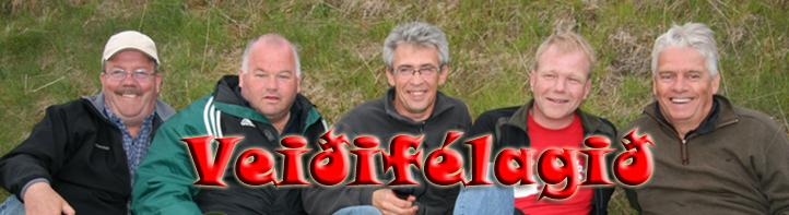 Veiðifélagið - Hausmynd